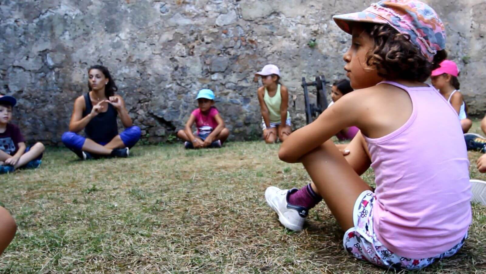 Les enfants, action éducative et pédagogies