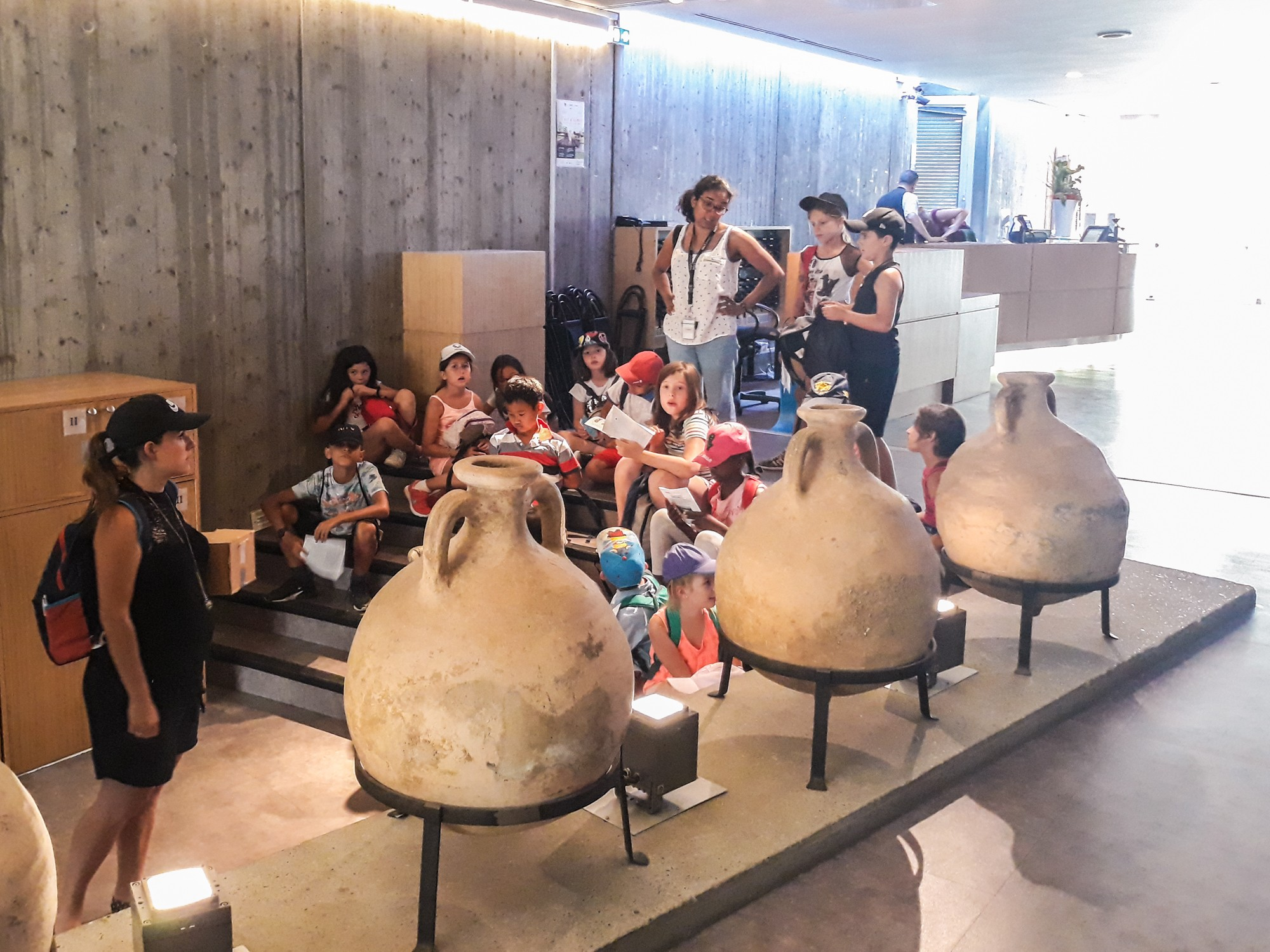 150 enfants et ados investissent des lieux du patrimoine lyonnais