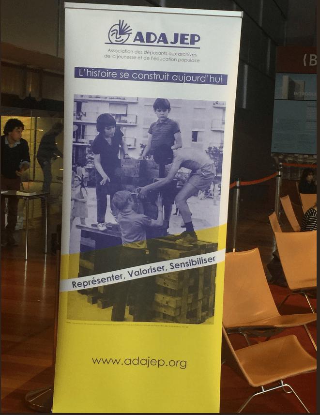 L'ADAJEP aide les associations à gérer leurs archives