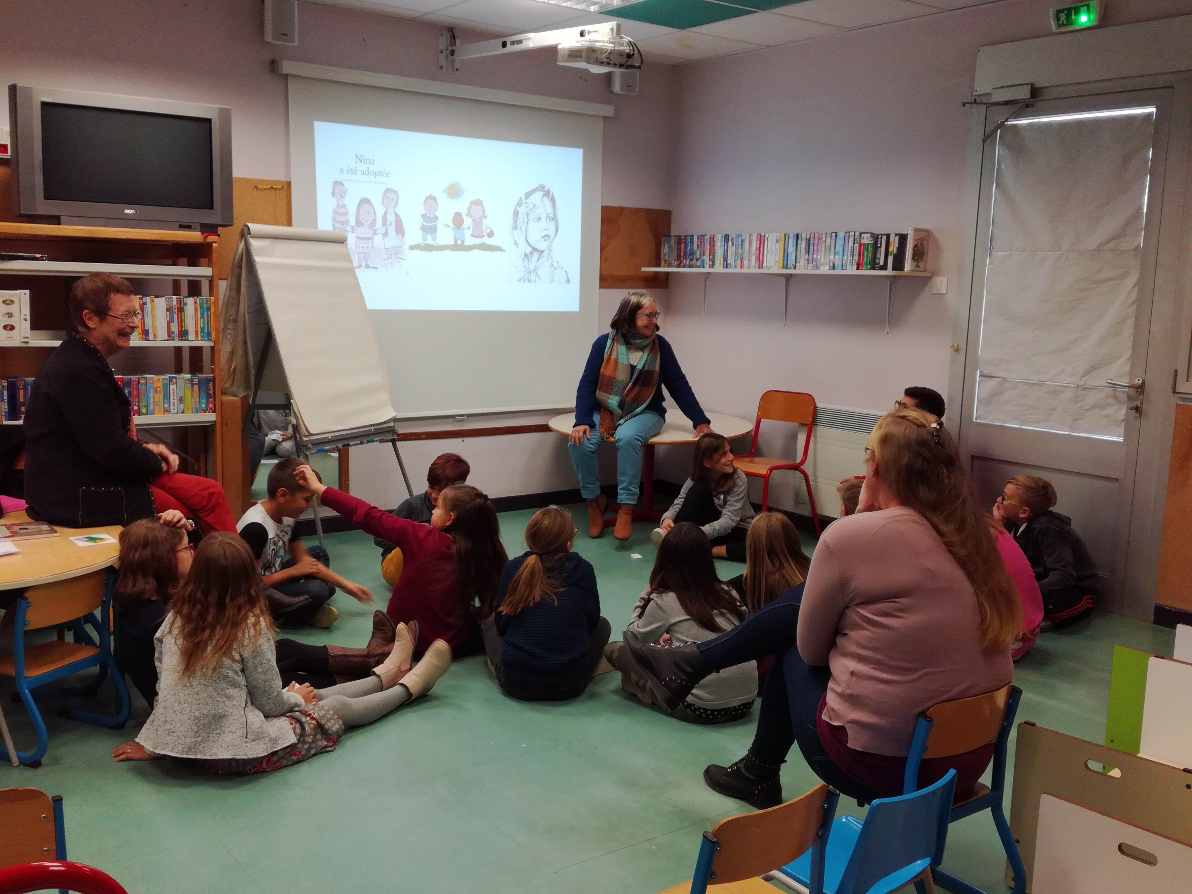 Isère : 420 enfants pour promouvoir les droits de l'enfant