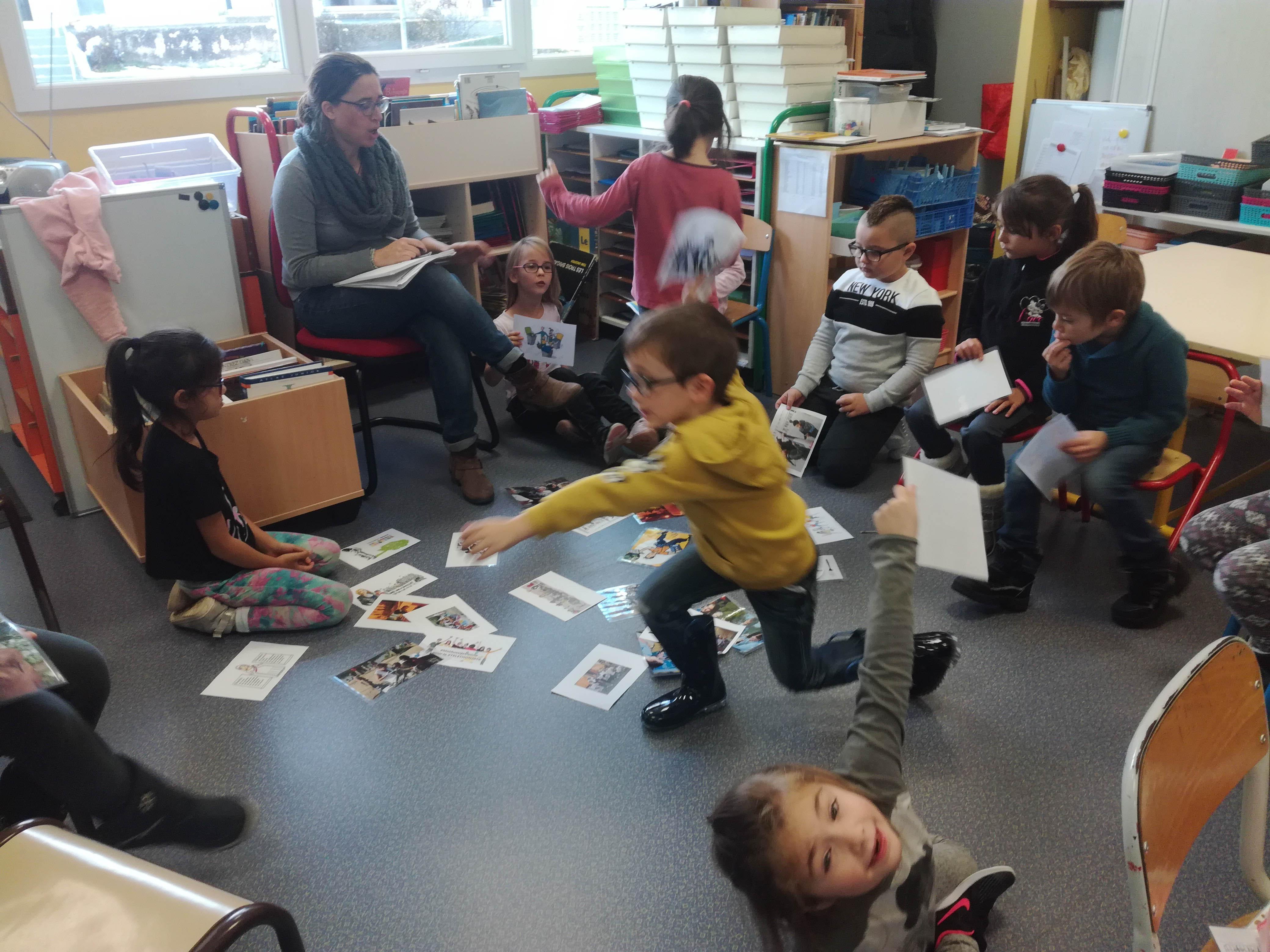 L'accueil des enfants en situation de handicap en ACM